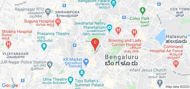 Bangalore Central University, Gandhi Nagar, Bengaluru, Karnataka, India