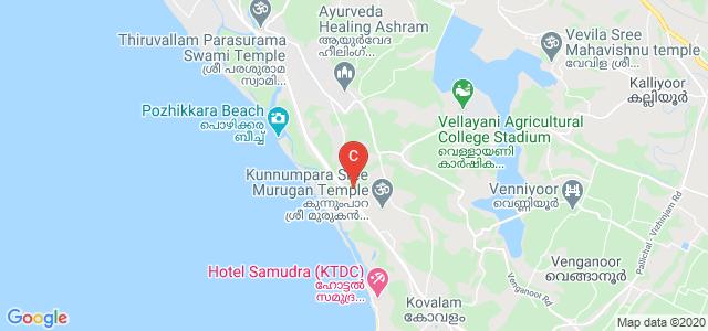 MG College Of Engineering, Pachalloor - Kovalam Road, Thiruvananthapuram, Kerala, India