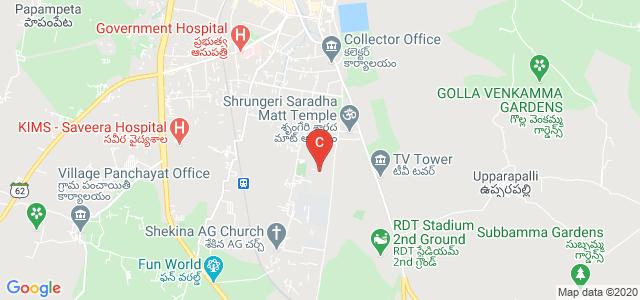 Jawaharlal Nehru Technological University Anantapur, Sir Mokshagundam Visvesvaraya Road, JNTU College Of Engineering, Sharada Nagar, Anantapur, Andhra Pradesh, India