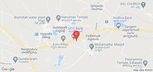 Vignan's Foundation for Science, Technology & Research (Deemed to be University), Guntur -Tenali Road, Vadlamudi, Andhra Pradesh, India