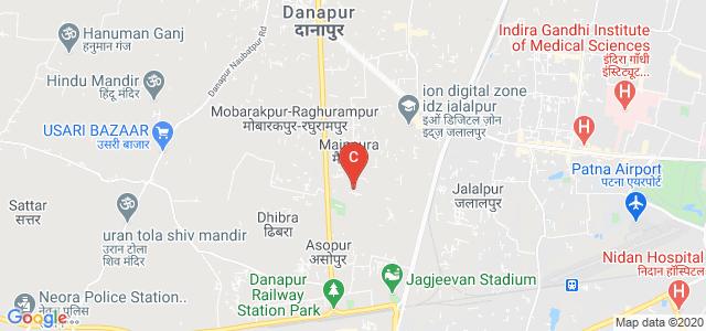 R P Sharma Institute Of Technology, Bailey Rd, Saguna More, Mustafapur, Danapur, Bihar, India