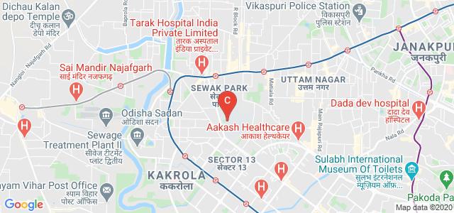 Netaji Subhas University Of Technology, Dwarka Sector-3, Dwarka, Delhi, India