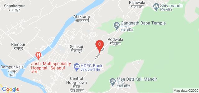 Icfai University Dehradun, Jakhan, Dehradun, Uttarakhand, India