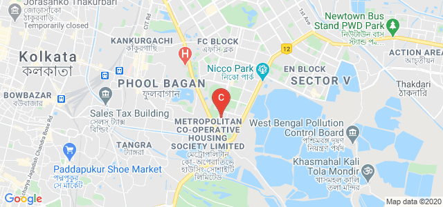 The WB National University of Juridical Sciences, LB Block, Sector III, Salt Lake City, Kolkata, West Bengal, India