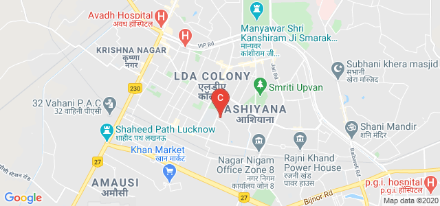 Dr. Ram Manohar Lohiya National Law University, Kanpur - Lucknow Rd, Scheme, LDA Colony, Lucknow, Uttar Pradesh, India