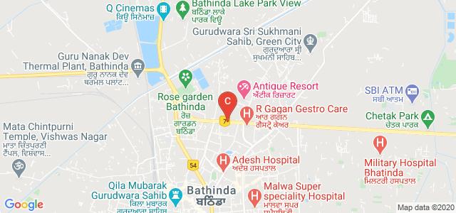 Adesh University, Janta Nagar, Bathinda, Punjab, India