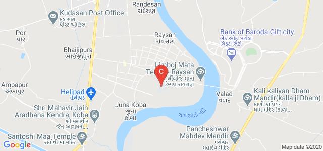Gujarat National Law University, PDPU Road, Koba, Gujarat, India