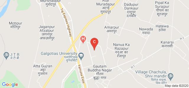 Galgotias University, Sector 17A, Greater Noida, Uttar Pradesh, India