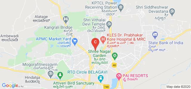 KLE University's college of Pharmacy, Nehru Nagar, Belgaum, Karnataka, India