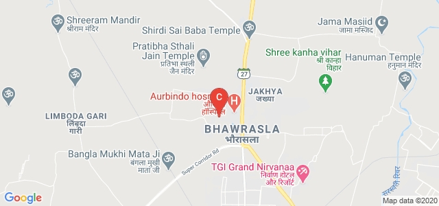 Sri Aurobindo Institute Of Pharmacy, Bhawrasla, Indore, Madhya Pradesh, India