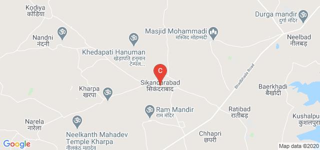 Vivekanand College of Pharmacy, Sikandarabad, Bhopal, Madhya Pradesh, India