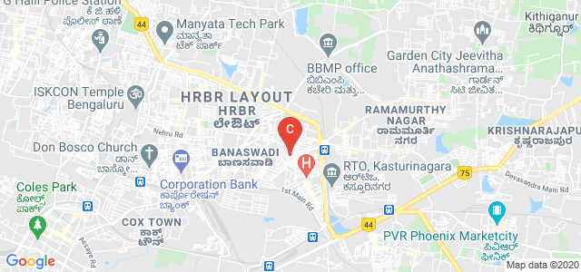 School of Legal Studies, CMR University, OMBR Layout, Banswadi, Bangalore, Karnataka, India