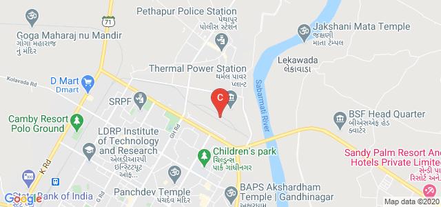Central University of Gujarat, Sector 29, Gandhinagar, Gujarat, India