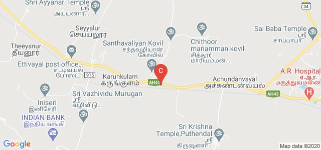 Syed Ammal Engineering College, Landhai, Tamil Nadu, India