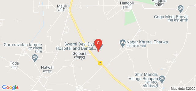 Swami Devi Dyal Institute of Engineering and Technology, vill, Barwala, Panchkula, Haryana, India