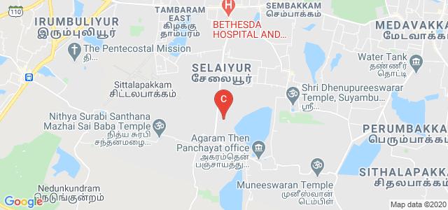Sri Lakshmi Ammaal Engineering College, Agaram Main Road, Tiruvanchery, Selaiyur, Chennai, Tamil Nadu, India
