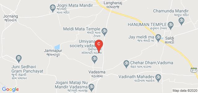 Shri Satsangi Saketdham Ram Ashram Group of Institutions, Gujarat, India