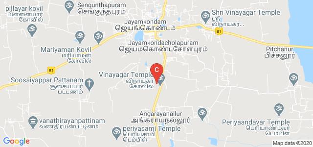 K.K.C College of Engineering & Tehnology, Jayamkondan, Tamil Nadu, India