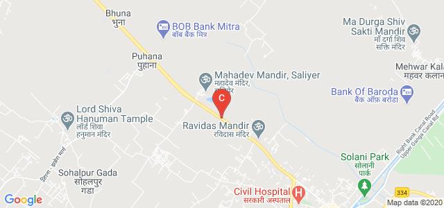 Bishamber Sahai Institute of Technology, Dehradun Rd, Saliyar Village, Roorkee, Uttarakhand, India