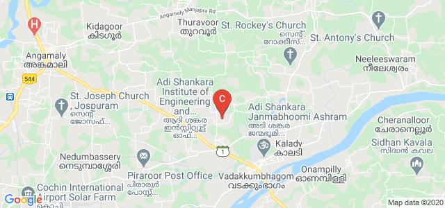 Adi Shankara Institute of Engineering and Technology, Mattoor, Ernakulam, Kerala, India