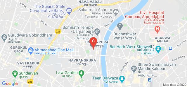 Gujarat Vidyapith Road, Usmanpura, Ahmedabad, Gujarat, India