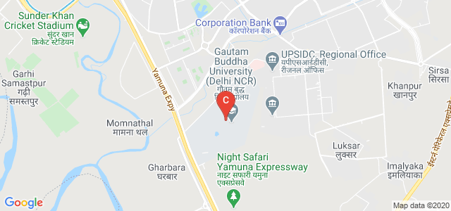 Gautam Buddha University, Yamuna Expressway, Greater Noida, Uttar Pradesh, India