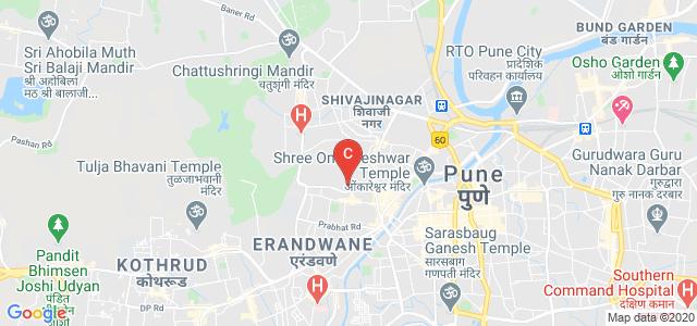 Gokhale Institute Of Politics And Economics, Shivajinagar, Pune, Maharashtra, India