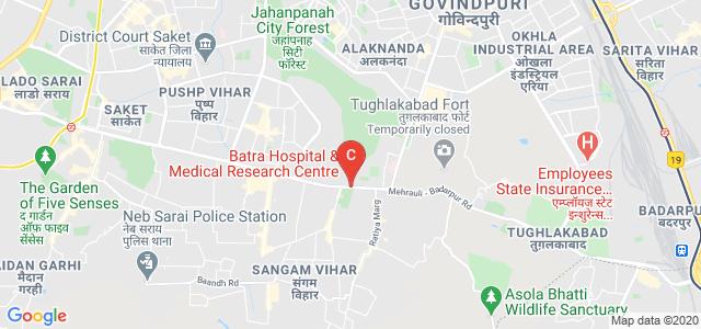 Jamia Hamdard, Block D, Hamdard Nagar, New Delhi, Delhi, India