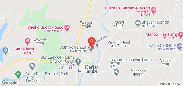 Yadavrao Tasgaonkar Institute of Engineering and Technology, Bardi, Raigad, Maharashtra, India