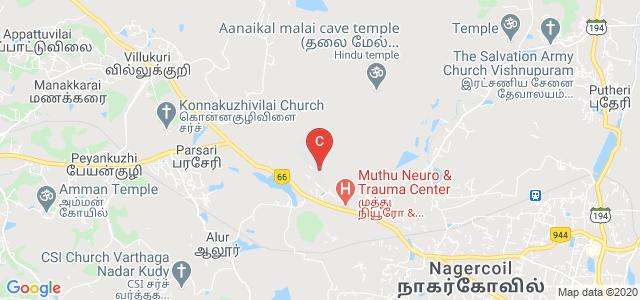 Vins Christian Womens College of Engineering, Chunkan Kadai, Nagercoil, Tamil Nadu, India