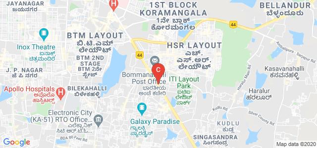 The Oxford College of Engineering, Hongasandra, Bangalore, Karnataka, India
