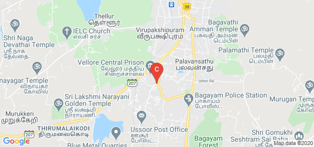 Thanthai Periyar Government Institute of Technology, Bagayam, Vellore, Tamil Nadu, India