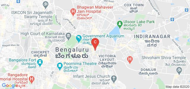 Pearl Academy, opposite to The Gateway Hotel, Shanthala Nagar, Ashok Nagar, Bangalore, Karnataka, India