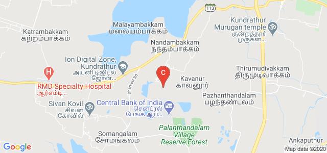 Sri Sairam Institute of Technology, Sairam College Road, Sai Leo Nagar, West Tambaram, Chennai, Tamil Nadu, India