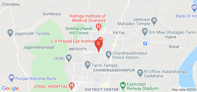 Infocity Road, Patia, Bhubaneswar, Odisha, India