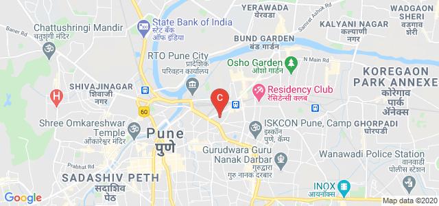 B J Government Medical College, Agarkar Nagar, Pune, Maharashtra, India