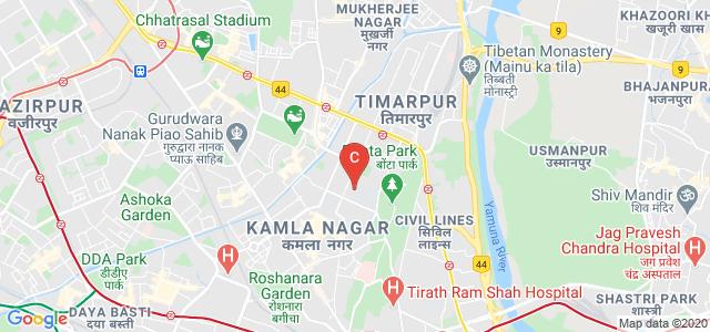 Ramjas College, University Enclave, Delhi, India