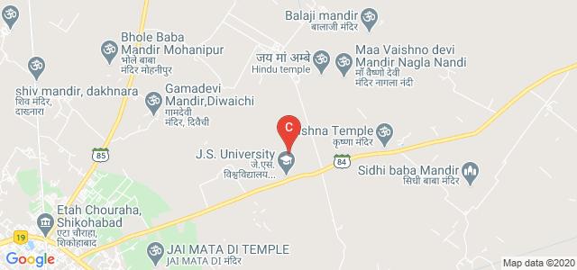 J.S. Institute of Management and Technology, Shikohabad, Uttar Pradesh, India