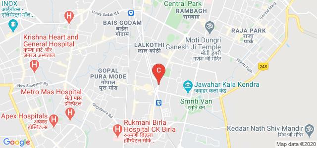 Pari Chowk Bus Stand, Noida-Greater Noida Expressway, Omega II, Greater Noida, Uttar Pradesh, Indiaanagement, Laxmi Colony, Guatam Nagar, Gandhi Nagar, Jaipur, Rajasthan, India