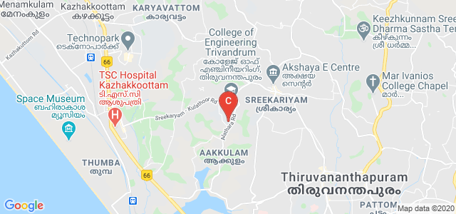 APJ Abdul Kalam Technological University, CET Campus, Alathara Road, Ambady Nagar, Thiruvananthapuram, Kerala, India