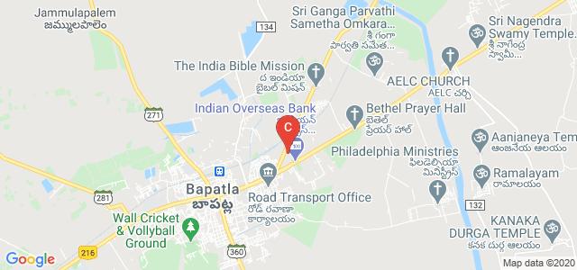 College Of Food Science And Technology, Bapatla, GBC Road, Viswabrahmana Colony, Bapatla, Andhra Pradesh, India
