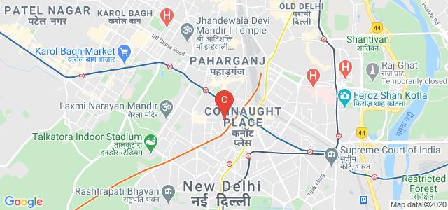 Lady Hardinge Medical College, Connaught Place, New Delhi, Delhi, India