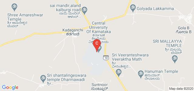 Central University of Karnataka, Gulbarga, Karnataka, India