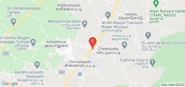 The Gandhigram Rural Institute-Deemed University, Chinnalapatti, Tamil Nadu, India