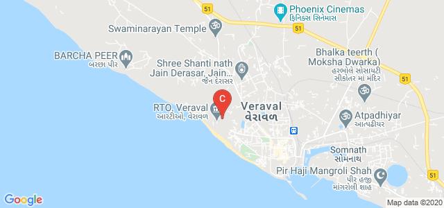 Shree Somnath Sanskrit University, Rajendra Bhuvan Road, Rayon Factory Area, Veraval, Gujarat, India