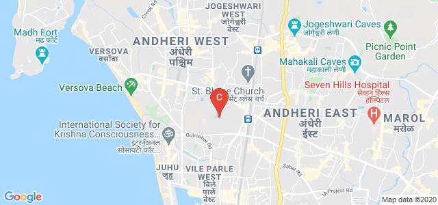 Sardar Patel College Of Engineering, Old D N Nagar, Munshi Nagar, Andheri West, Mumbai, Maharashtra, India