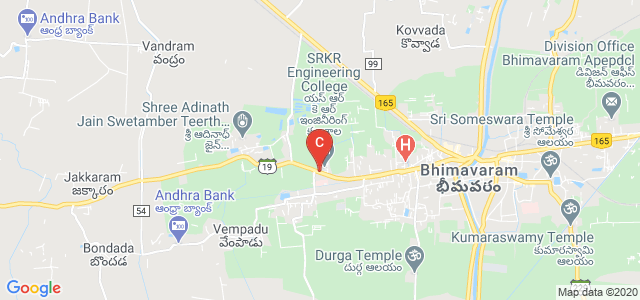 Sagi Rama Krishnam Raju Engineering College, Chinnamiram, Bhimavaram, Andhra Pradesh, India