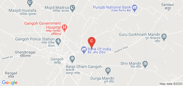 Shobhit University Gangoh, Saharanpur, Uttar Pradesh, India