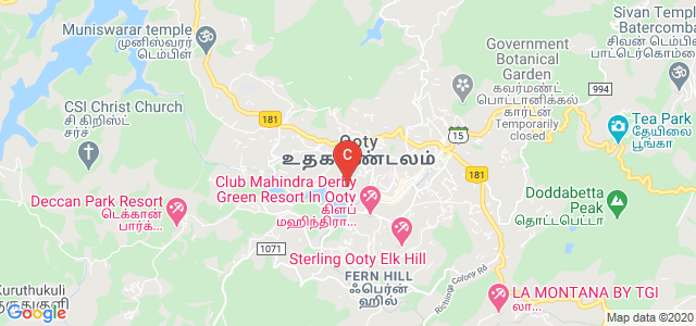 Jss College Of Pharmacy Ooty, Kathadimattam, Ooty, Tamil Nadu, India