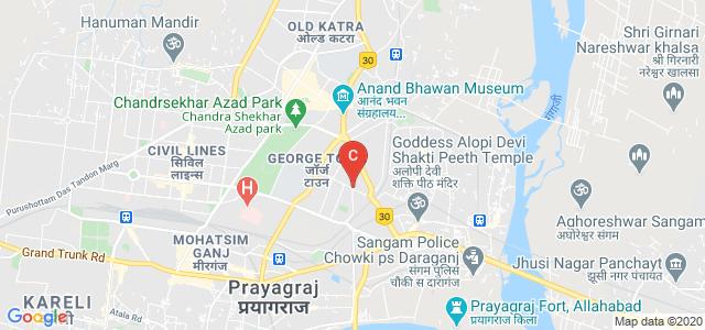 Nehru Gram Bharati, Darbhanga Colony, George Town, Prayagraj, Uttar Pradesh, India